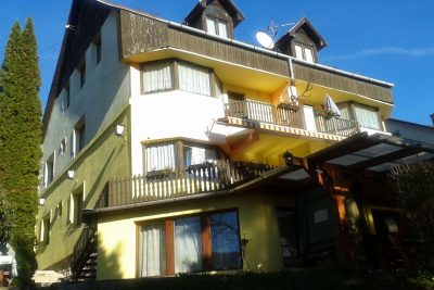 Lillafured Kapuja Hotel es Etterem